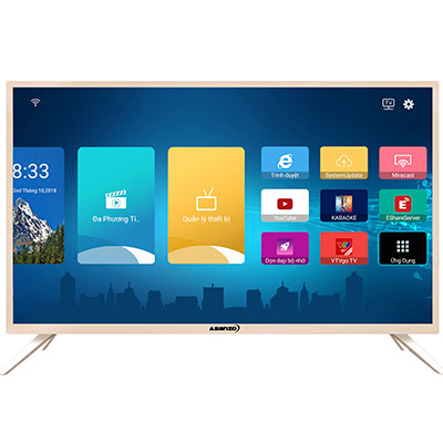 Smart Tivi Asanzo 32 inch 32VS9